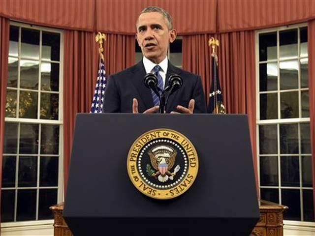 Obama in major Oval Office address: 'This was an act of terrorism'