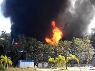mumbai kandhiwali fire gallery