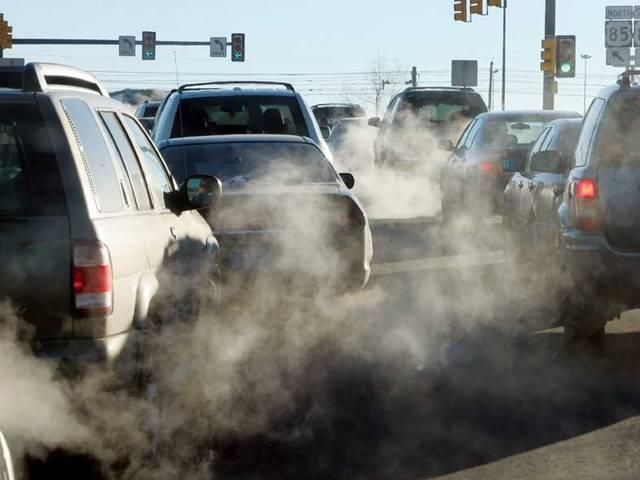 What you can do to reduce air pollution