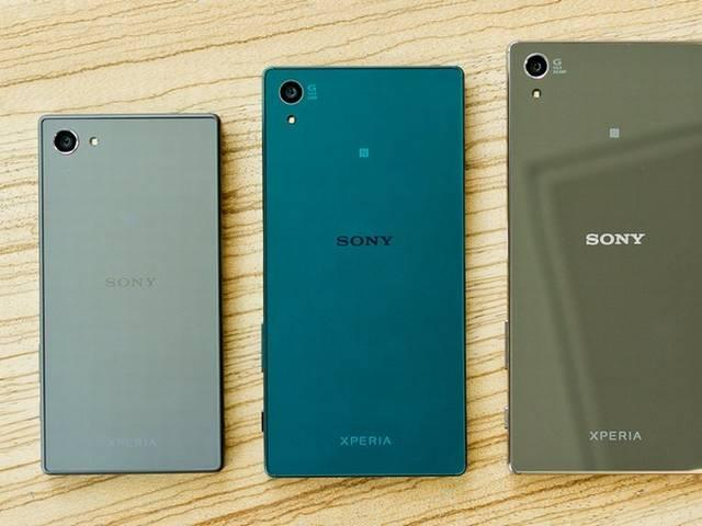 Sony Xperia Z6 rumored to come in 5 different screen sizes