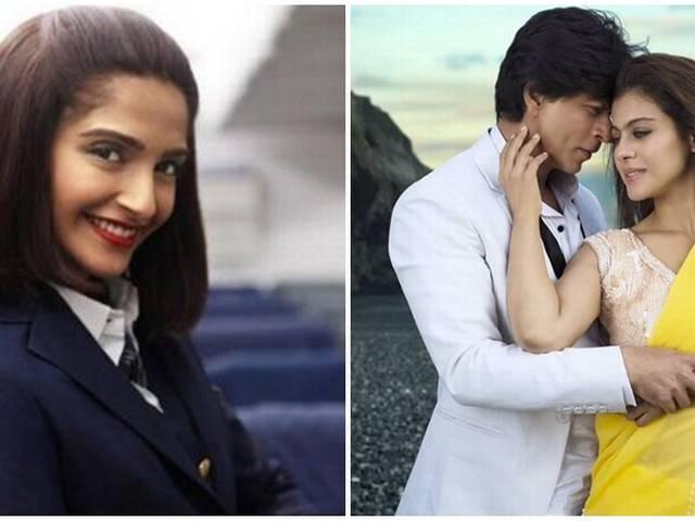 Sonam Kapoor starrer Neerja Bhanot's trailer to unveil with SRK's 'Dilwale'