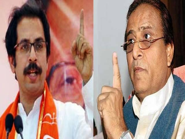 Shiv Sena attacks Azam Khan, Compared with Dawood