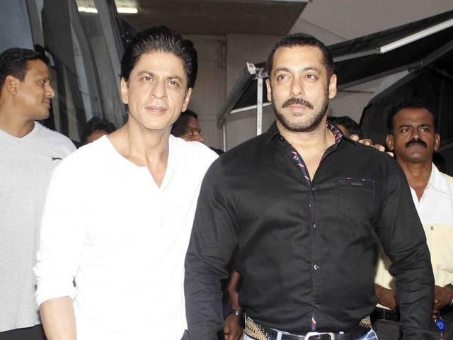 Salman and I are too busy to do a film together: Shahrukh Khan
