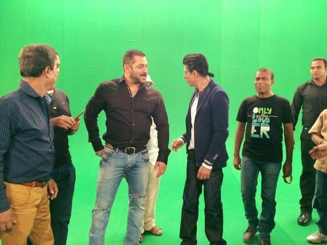 When Karan Again Met Arjun!