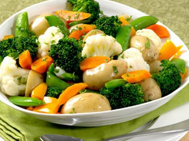 Wash Vegetables Before Eating Them