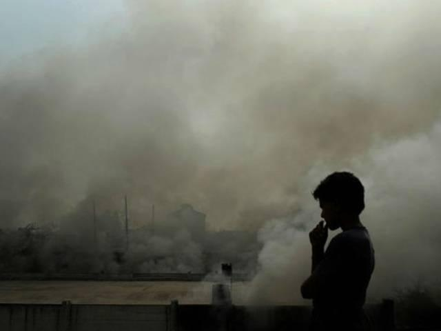 Air pollution: What it can do to your kid's health