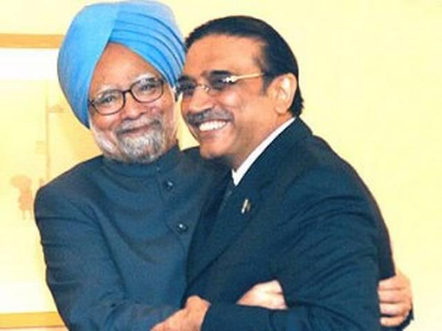 जरदारी ने मनमोहन को दिया पाक आने का न्यौता