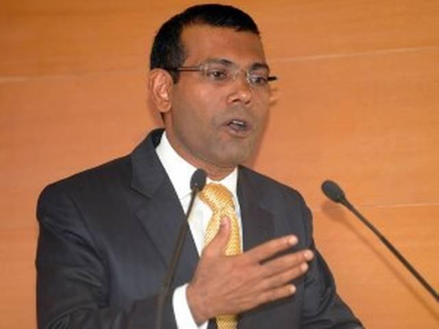 मालदीव:  पूर्व राष्ट्रपति नशीद को पेश करने का आदेश