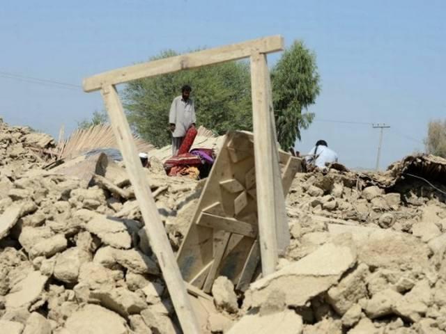 भूकंप प्रभावित क्षेत्रों में राहत कार्य जारी रखेगी पाक सेना