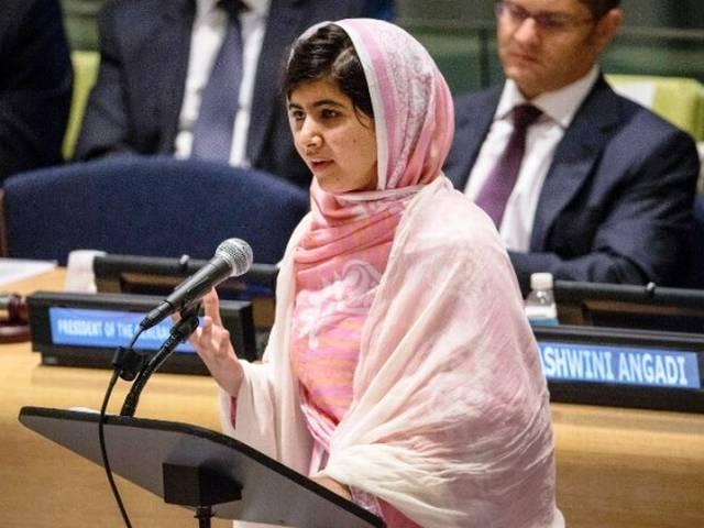 मलाला के कार्यो को ओबामा का सलाम