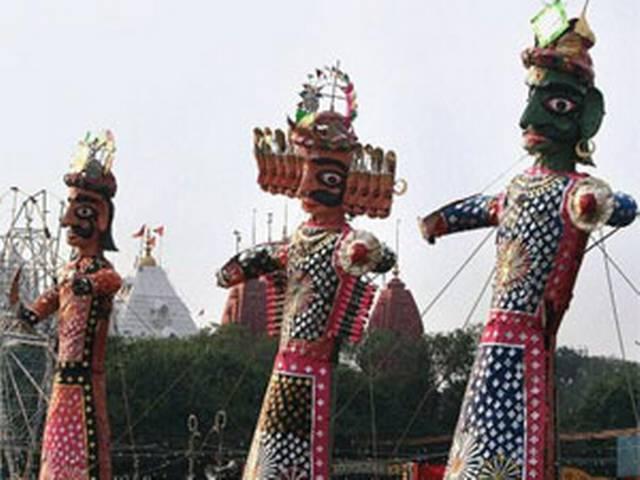 कानपुर में आज से दशहरा उत्सव