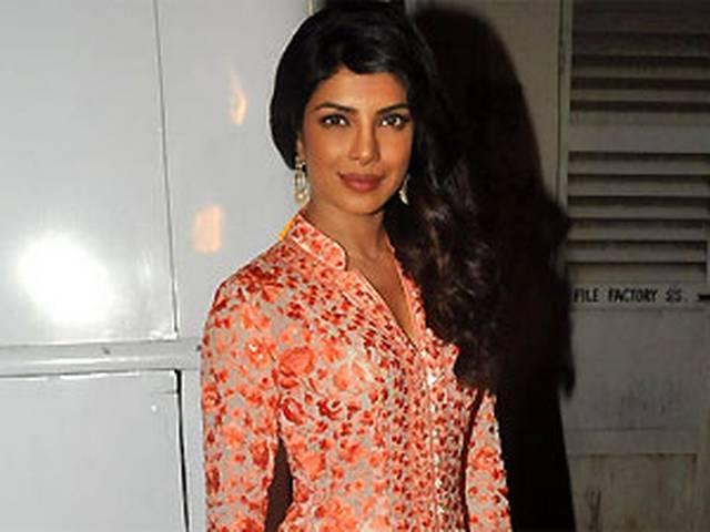 टीवी पर 'बहू' का किरदार निभाना चाहती हैं प्रियंका