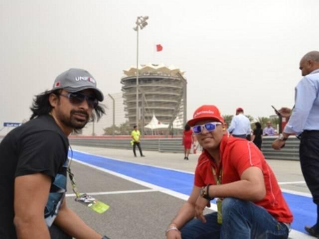 बहरीन ग्रां प्री में छाए युवराज सिंह