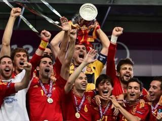 खिताबी जंग में स्पेन ने इटली को 4-0 से रौंदा