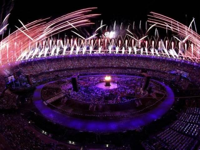 लंदन में खेलों के महाकुंभ ओलंपिक का रंगारंग उद्घाटन