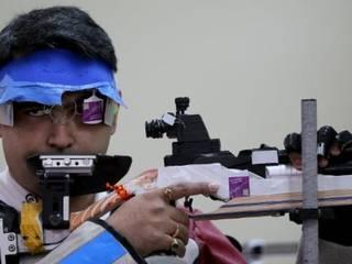 तस्वीरों में: निशानेबाज गगन नारंग की विजय गाथा