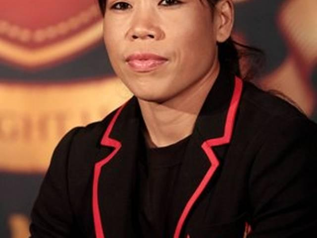सुपर फाइट लीग की ब्रांड एंबेसडर बनीं मैरी कॉम