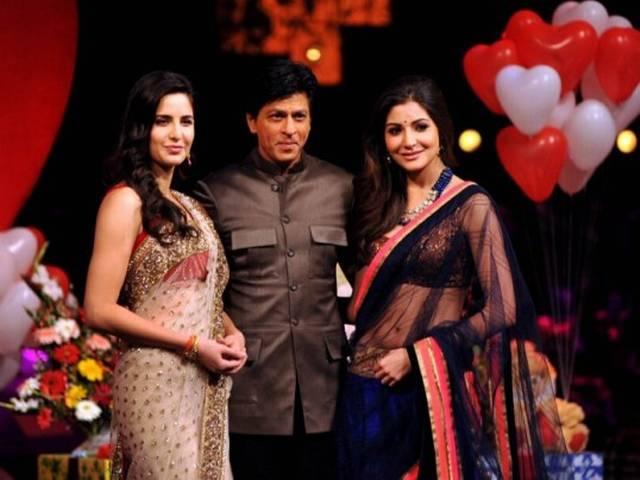 'इंडियाज़ गॉट टैलेंट' में शाहरुख, कटरीना और अनुष्का
