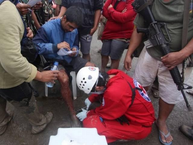 फिलीपींस में तूफान से तबाही