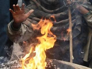 सर्दी की बेदर्दी से ठिठुरा उत्तर भारत