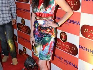 रोहित वर्मा के स्टोर लॉन्च पर जुटी हस्तियां