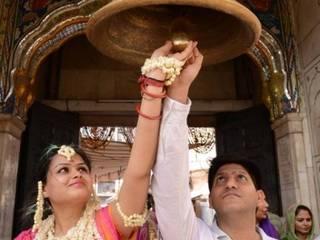 विवाहितों ने हर्षोल्लास के साथ मनाया 'तीज'