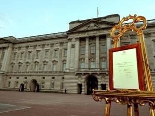 ब्रिटेन के राजघराने में आया शाही मेहमान