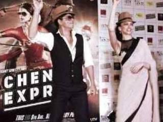 फिल्म प्रमोशन के लिए कड़ी मेहनत कर रहे हैं SRK