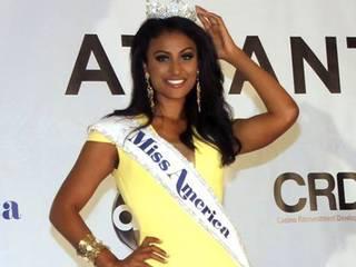 मिलिए भारतीय मूल की सुंदरी मिस अमेरिका से
