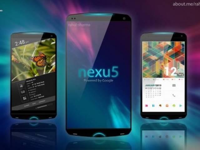 आईफोन 5 एस को टक्कर देने के लिए आया गूगल नेक्सस 5