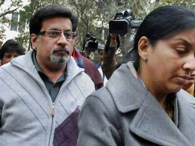 जेल में रोते गुजरी तलवार दंपति की पहली रात, नूपुर की तबियत बिगड़ी