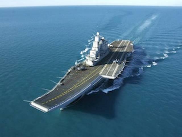 नौसेना की बढ़ेगी ताकत, कल हमारा होगा 'विक्रमादित्य'