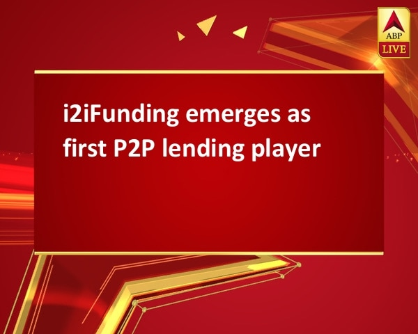 i2iFunding emerges as first P2P lending player