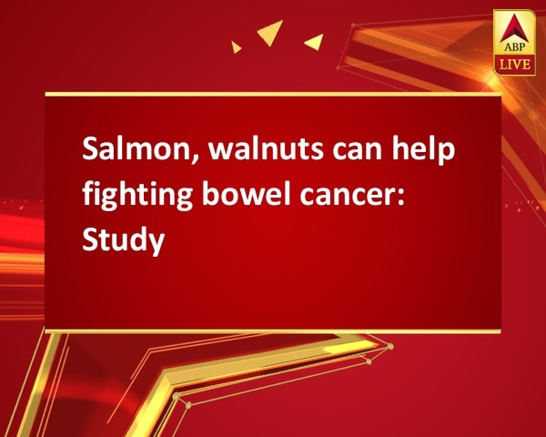 Salmon, walnuts can help fighting bowel cancer: Study