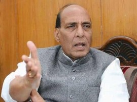 JNU protests had Hafiz Saeed's support, says Rajnath Singh