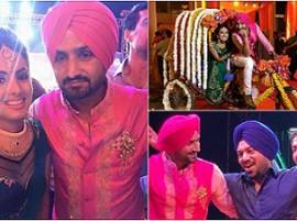 See Latest Pictures Of Harbhajan's Bride Geeta Basra