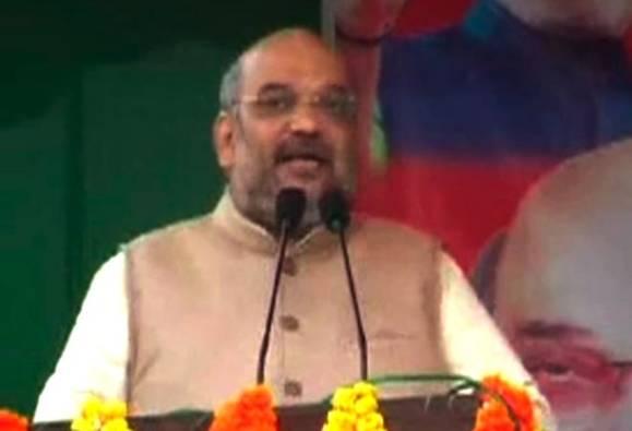 Congress should be ashamed of Rahul's visit to JNU campus: Shah
