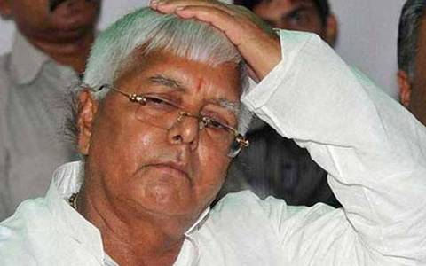 'Narbhakshi' has finally gone mad, insulted Biharis: Lalu Yadav on Amit Shah