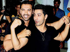I enjoy comedy the most, says John Abraham