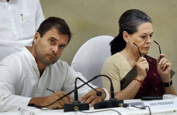 National Herald case: SC exempts Sonia, Rahul from personal appearance before trial court