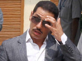 Robert Vadra and BJP MLA Ganesh Joshi argue over Shaktiman
