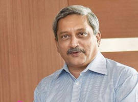 No plan for women in army combat role, Parrikar tells Rajya Sabha