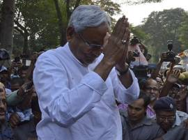 Nitish had called Ishrat Jahan 'daughter of Bihar', now BJP wants him to apologise