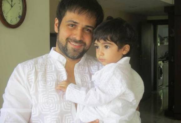 My son has made me a better person: Emraan Hashmi