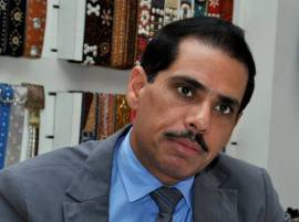 'I will always be used for political gains': Vadra