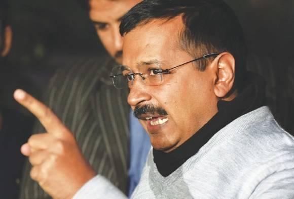 Don't dub JNU a terrorist hub, Kejriwal tells Modi