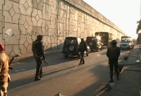 Pakistan makes arrests in Pathankot attack case