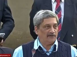 India will teach a lesson to 'Pathankot attack' culprits: Manohar Parrikkar
