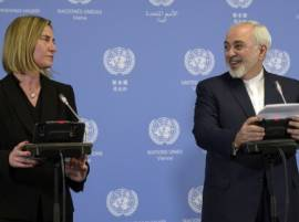 United States, European Union lift sanctions against Iran amid landmark nuclear deal