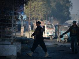 13 killed, 20 injured in suicide attack near Afghan official's home in Jalalabad